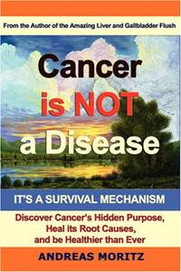 Book Cover - Cancer is NOT a Disease