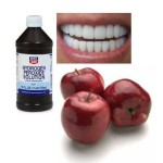 Rinsing with Hydrogen Peroxide for Teeth Whitening and Healthy Mouth
