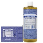 Brushing Your Teeth with Dr. Bronner's Soap