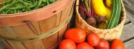 Local Food = Better Health, for You and the Environment