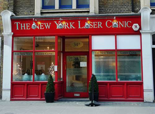A Laser Clinic in London