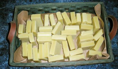 Homemade Soap Bars