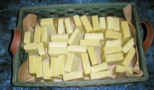 Homemade Soap Bars