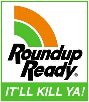 Roundup Ready (IT'LL KILL YA) Banner