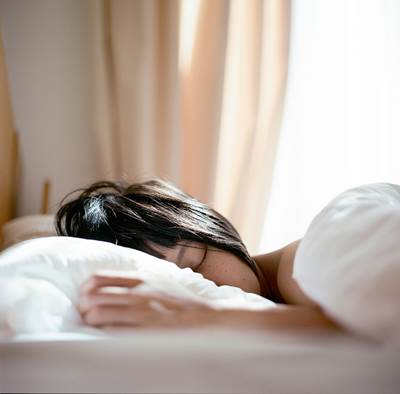 Woman in Deep Sleep